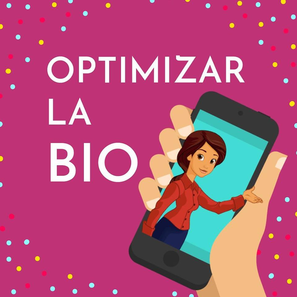 optimizar la bio de instagram
