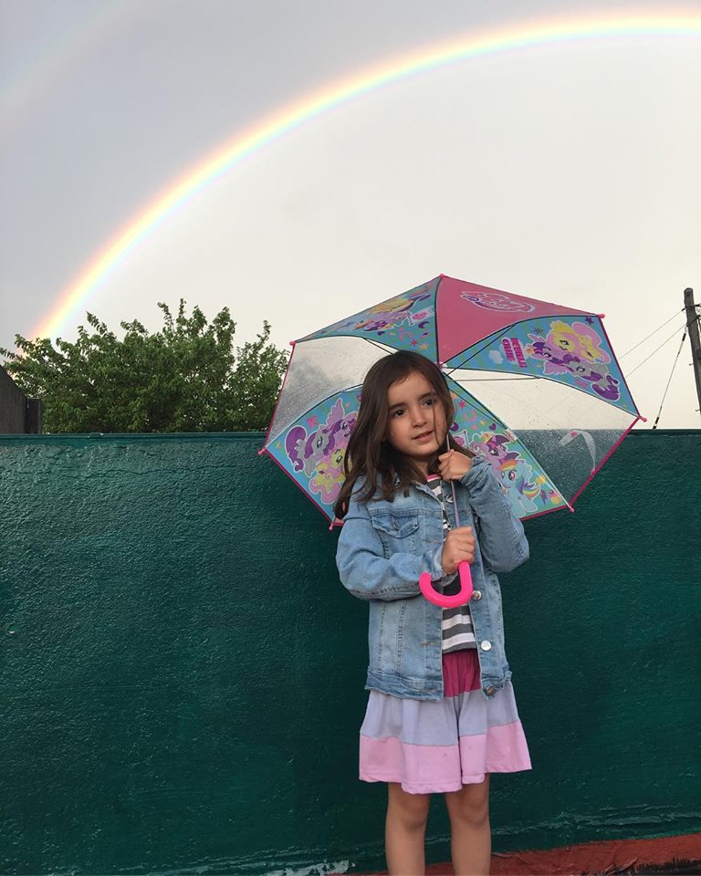 she s rainbow