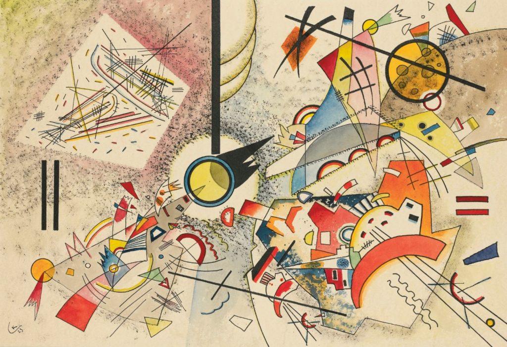 wassily kandinsky 1923